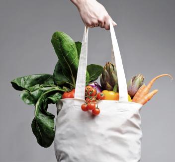 Compra de vegetales