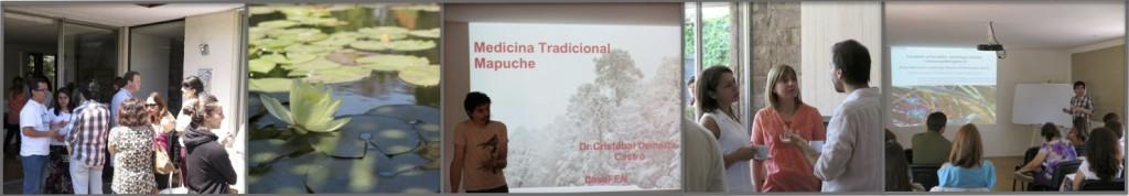 Fotos 3era Jornada Ciclo de Charlas de Biorregulación CasaFEN